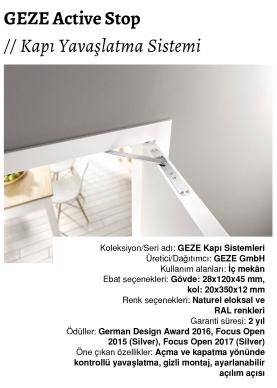 GEZE Kapı Sistemleri