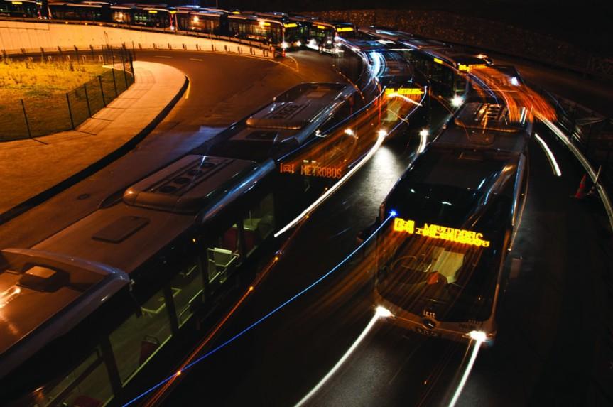 İstanbul'un Toplu TaşımaSıkıntısı