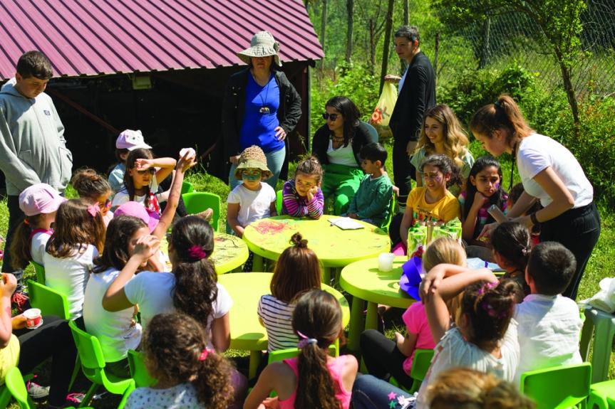 Kente Çocukların Gözünden Bakmak:İstanbul95