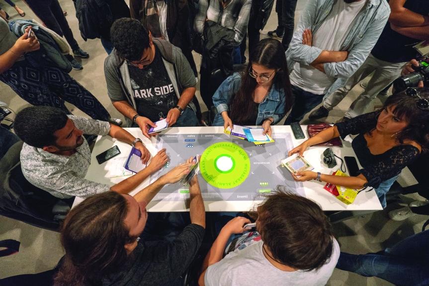 Şehir Planlamaya Dair Bir Farkındalık Oyunu: Hayal Et, Keşfet, Tartış, Paylaş, HareketeGeç