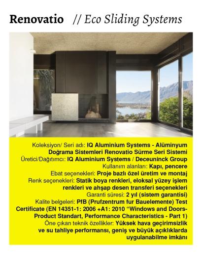 IQ Aluminium Systems / Deceuninck Group