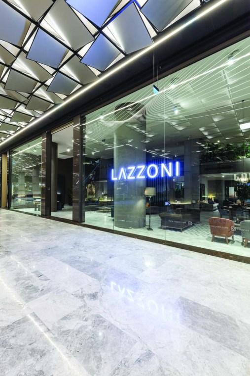 Lazzoni, HOM Design Center. Fotoğraf: Sahir Uğur Eren