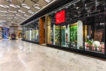Evist, HOM Design Center. Fotoğraf: Sahir Uğur Eren
