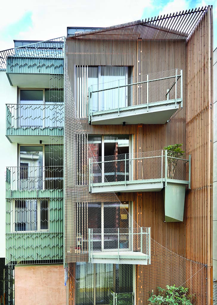 [Proje] Kayıklar Apartmanı