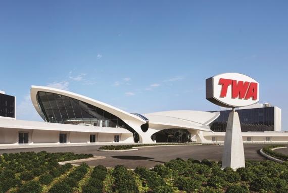 TWA Hotel - New York, ABD. Fotoğraf: ©MCR/MORSE Development , MIPIM'in izniyle.