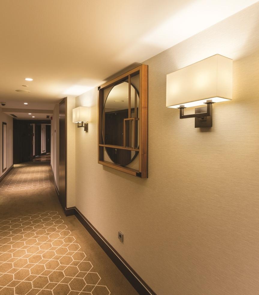 [AYDINLATMA]: Otel YapılarındaAydınlatma
